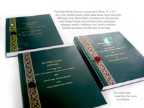 design | salter family books